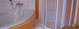 Zařízení koupelny